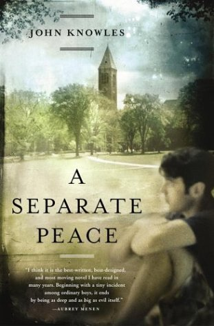Cover image of A Separate Peace