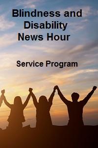 Disability News Hour Image