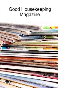 Good Housekeeping magazine image