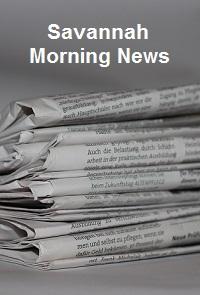 Savannah Morning News Image