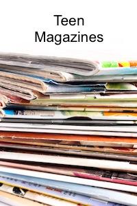 Teen Magazines Image