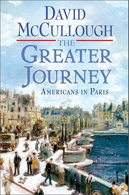 Cover image of The Greater Journey