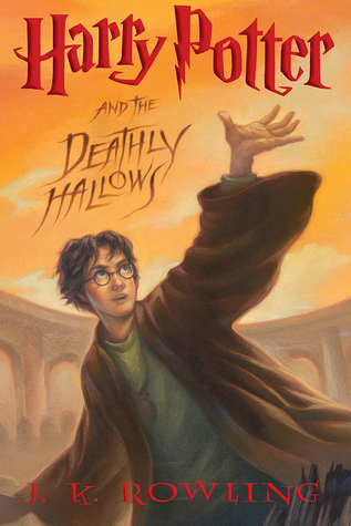 Cover image of Harry Potter & the Deathly Hallows