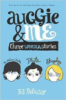 Cover image of Auggie & Me