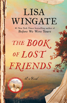 Cover image of The Book of Lost Friends