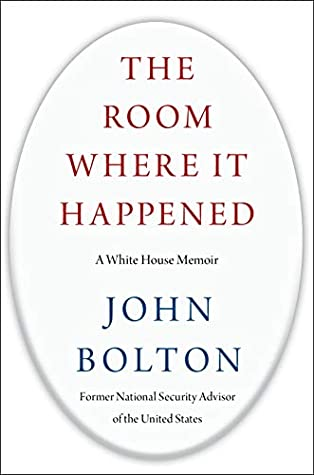 Cover image of The Room Where It Happened