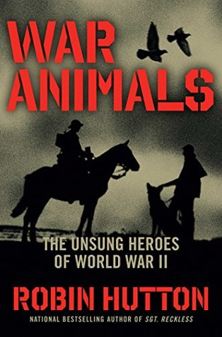 Cover image of War Animals
