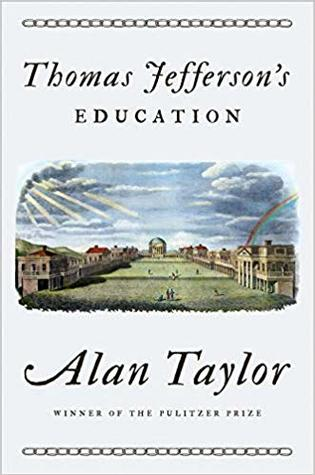 Cover image of Thomas Jefferson's Education