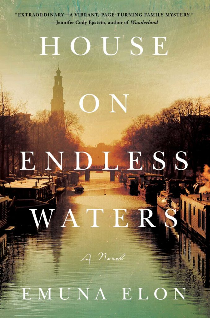 Cover image of House on Endless Waters