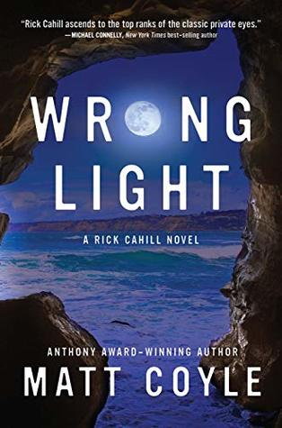 Cover image of Wrong Light
