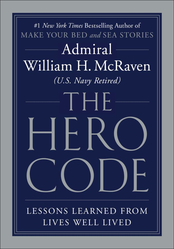 Cover Image of The Hero Code